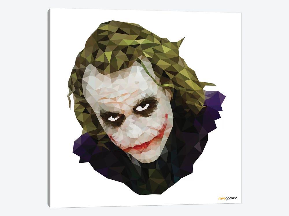 Joker I by Rafael Gomes 1-piece Canvas Art