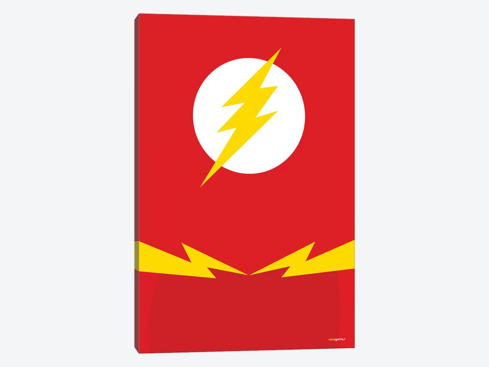 Flash by Rafael Gomes 1-piece Canvas Artwork