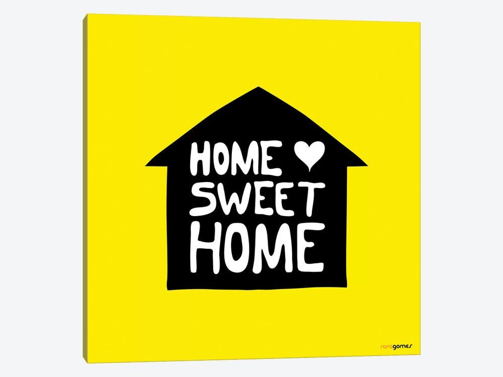 Home Sweet Home by Rafael Gomes 1-piece Art Print