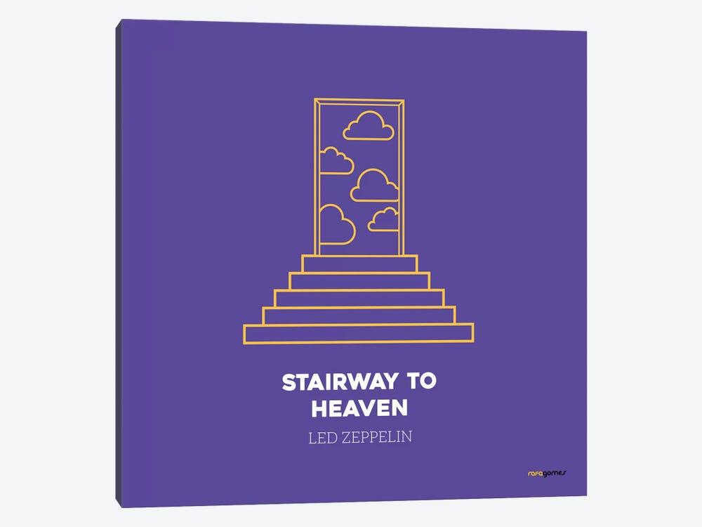 Stairway To Heaven by Rafael Gomes 1-piece Art Print