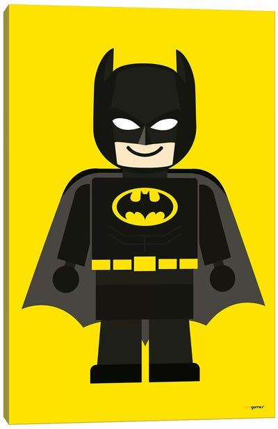 Toy Batman Canvas Art Print