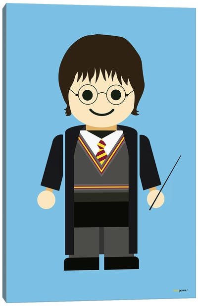 Toy Harry Potter Canvas Art Print
