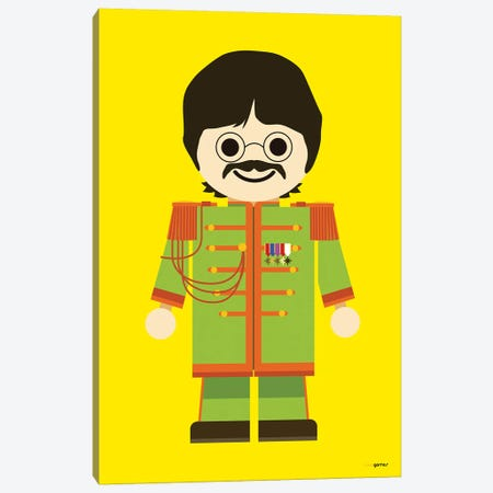 Toy John Lennon Canvas Print #RAF59} by Rafael Gomes Canvas Print