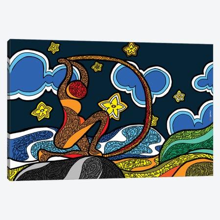 Iracema Canvas Print #RAF79} by Rafael Gomes Canvas Print