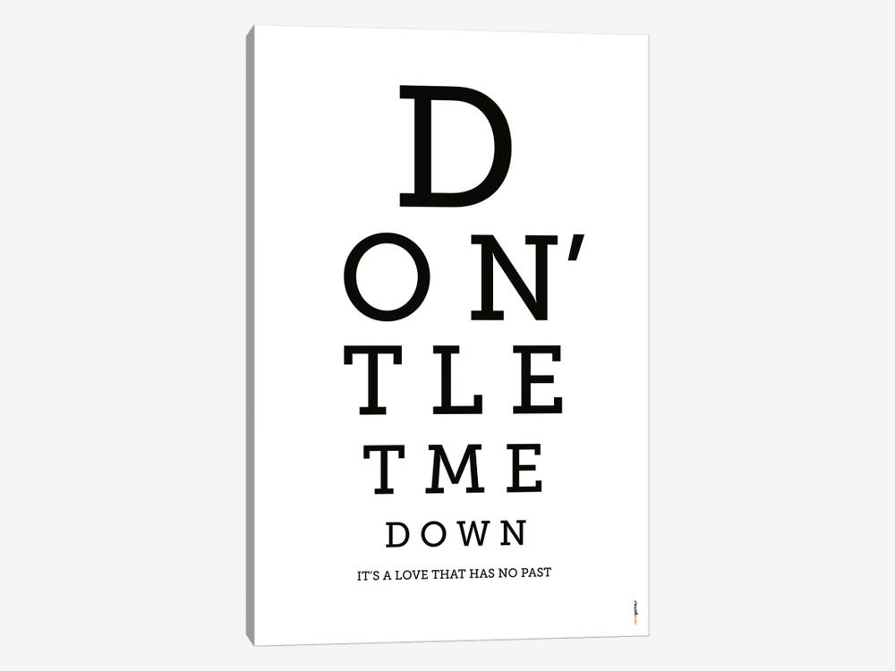 Don't Let Me Down by Rafael Gomes 1-piece Canvas Wall Art