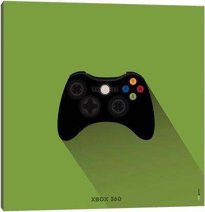 Joystick Xbox 360 Canvas Art Print
