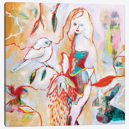 Melody Canvas Print #RAN11} by Randi Antonsen Canvas Print
