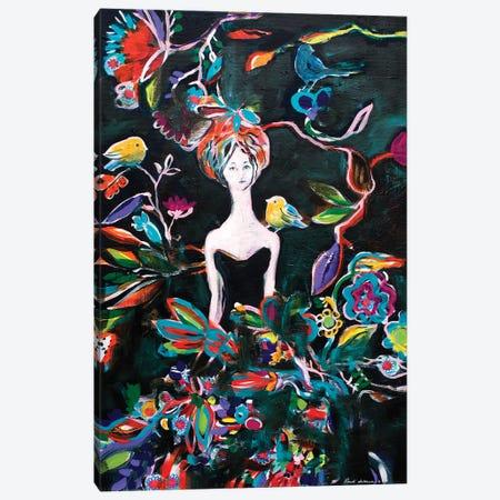 A Rose Canvas Print #RAN1} by Randi Antonsen Canvas Artwork