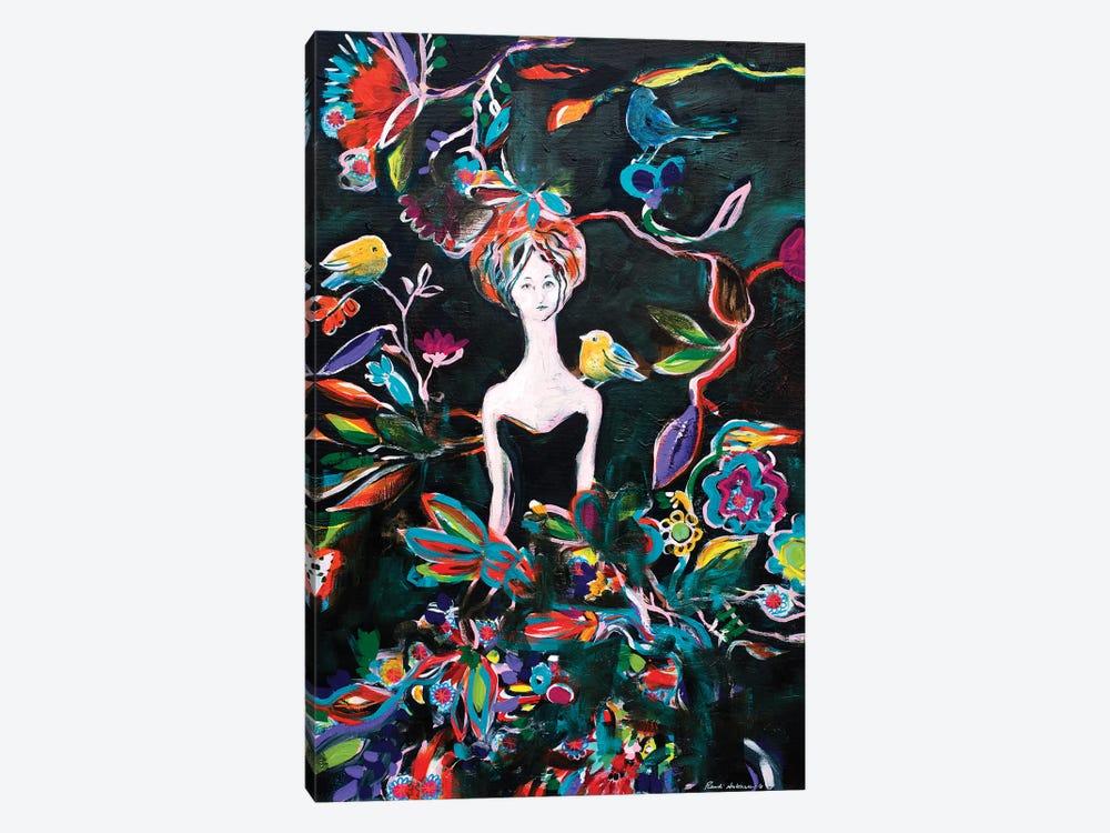 A Rose by Randi Antonsen 1-piece Canvas Print