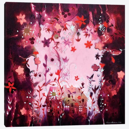 Under Stars Canvas Print #RAN20} by Randi Antonsen Canvas Art