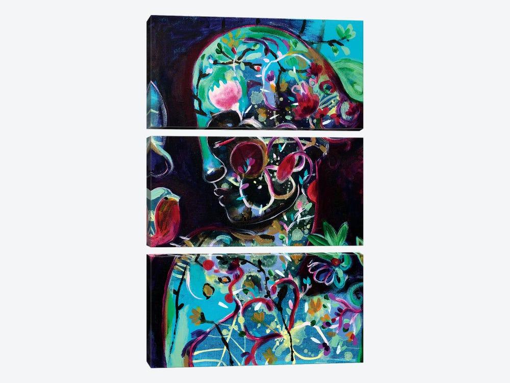 Fidelity by Randi Antonsen 3-piece Canvas Wall Art