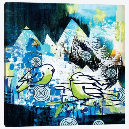 Nord Canvas Print #RAN29} by Randi Antonsen Canvas Art