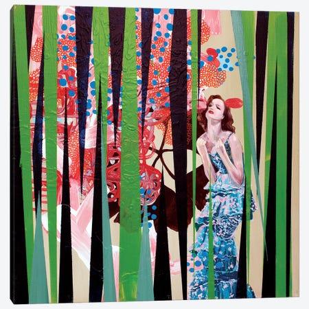 Thinking About Jeff Canvas Print #RAN37} by Randi Antonsen Canvas Wall Art