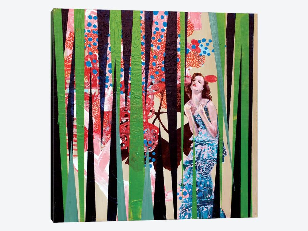 Thinking About Jeff by Randi Antonsen 1-piece Canvas Wall Art