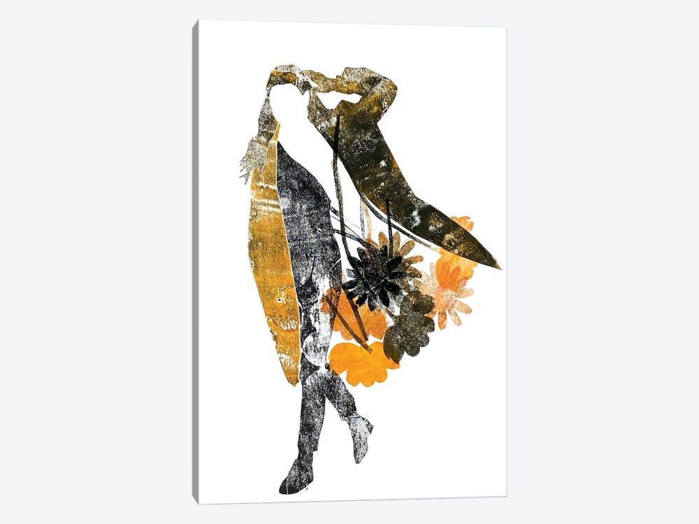 Into A Stranger's Eyes by Randi Antonsen 1-piece Canvas Art Print