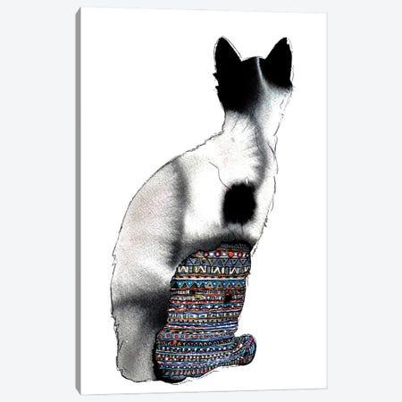 Spins Around Ii Canvas Print #RAN44} by Randi Antonsen Canvas Art Print