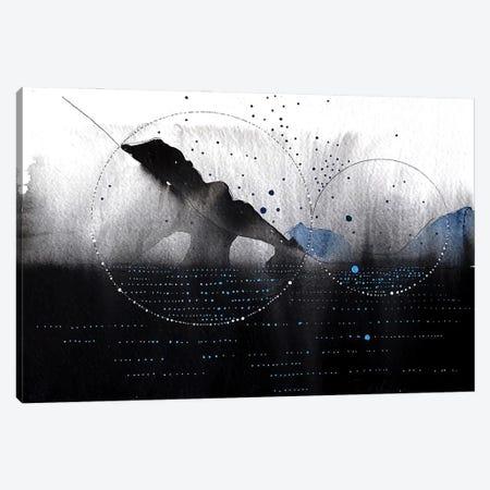 Spins Around Iii Canvas Print #RAN47} by Randi Antonsen Canvas Art Print