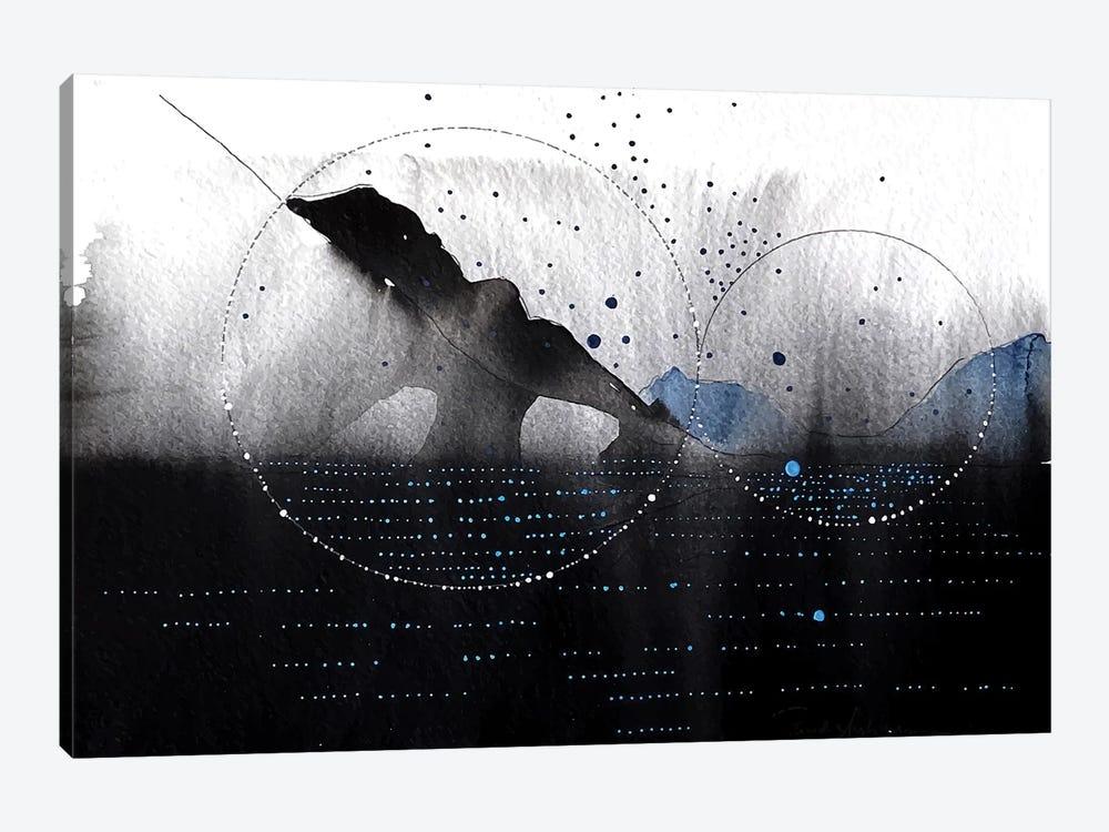 Spins Around Iii by Randi Antonsen 1-piece Canvas Art Print