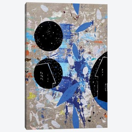 Night Falls In Love Ii Canvas Print #RAN48} by Randi Antonsen Canvas Artwork