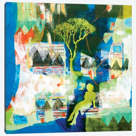 Girl From The North Canvas Print #RAN4} by Randi Antonsen Canvas Art Print