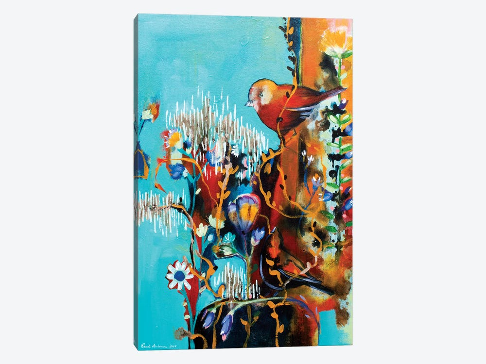Hide And Seek by Randi Antonsen 1-piece Canvas Art Print