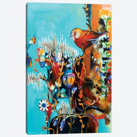 Hide And Seek Canvas Print #RAN5} by Randi Antonsen Canvas Print