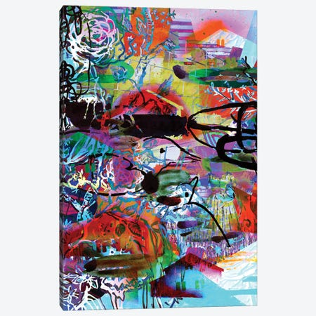 Birds Canvas Print #RAN63} by Randi Antonsen Canvas Art