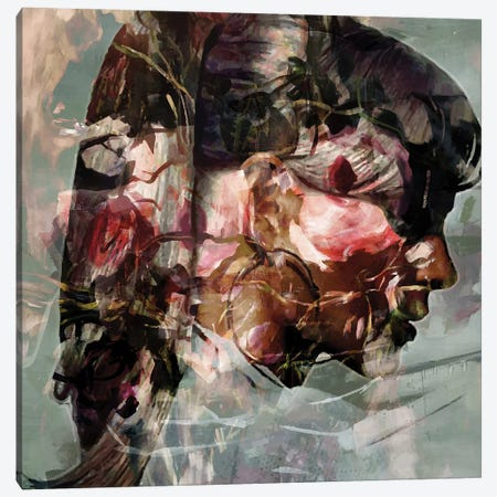 Flower Canvas Print #RAN65} by Randi Antonsen Canvas Print