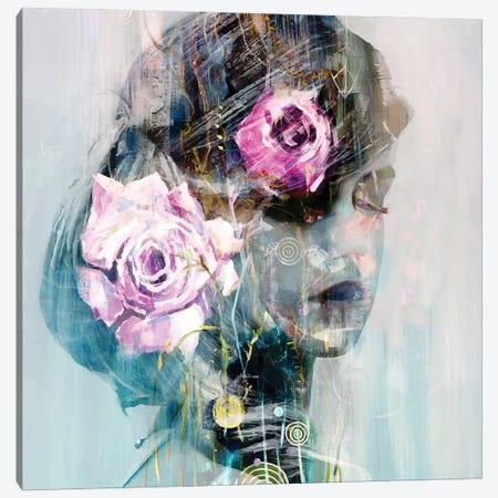 Rose Canvas Print #RAN66} by Randi Antonsen Canvas Print