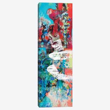 Alice Canvas Print #RAN69} by Randi Antonsen Canvas Wall Art
