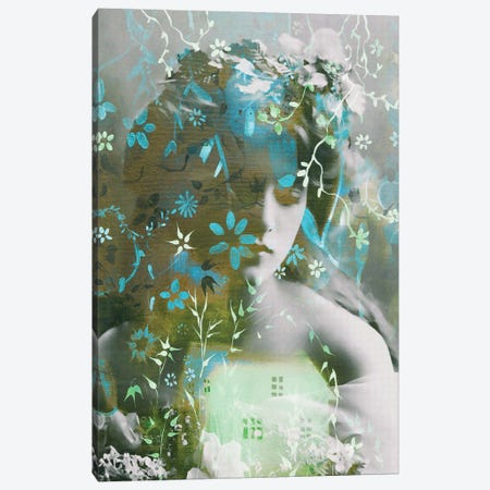 Dreamer Canvas Print #RAN70} by Randi Antonsen Art Print