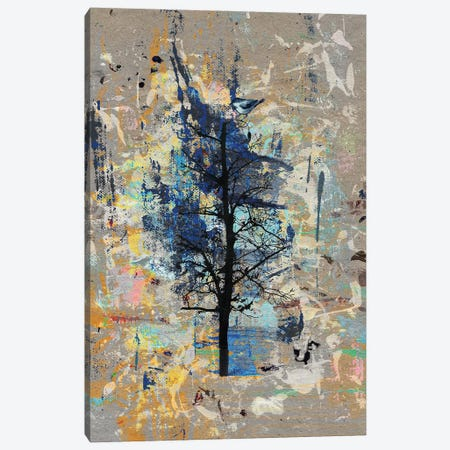 Winter Tree Canvas Print #RAN71} by Randi Antonsen Art Print