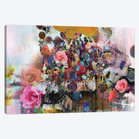 Pink Afternoon Canvas Print #RAN72} by Randi Antonsen Canvas Print