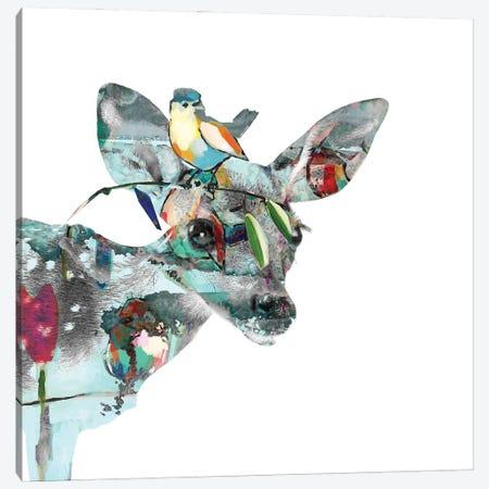 Reminder Canvas Print #RAN73} by Randi Antonsen Art Print