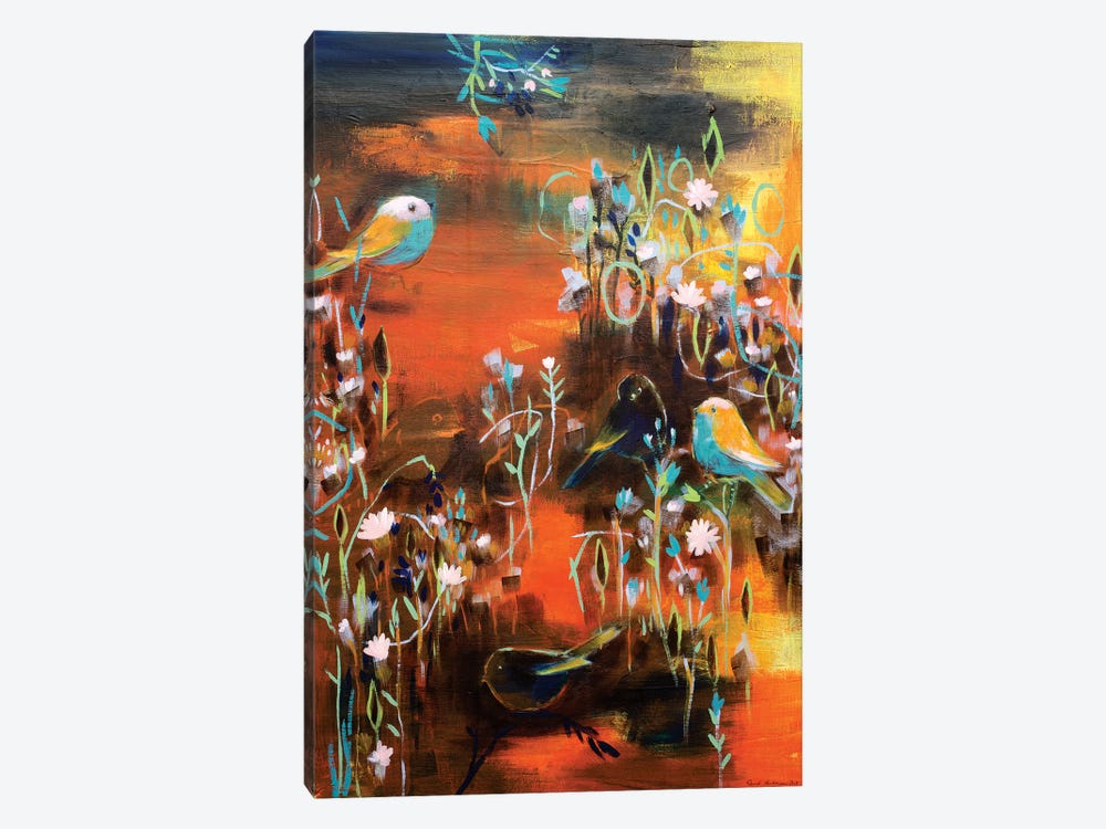 In The Small Forest I Found You by Randi Antonsen 1-piece Canvas Artwork