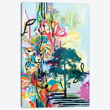 In To The Mystic Canvas Print #RAN9} by Randi Antonsen Canvas Art