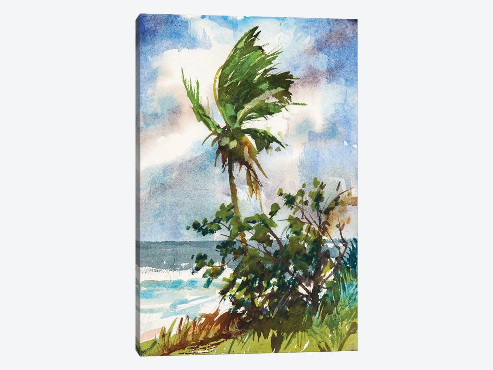 Ocean Breeze by Richard A. Rodgers 1-piece Canvas Wall Art