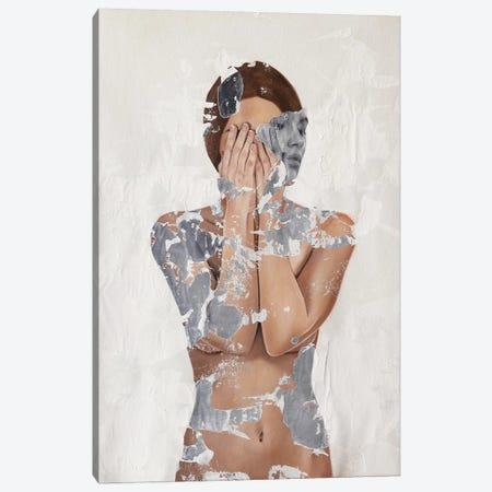 Ocultatum Canvas Print #RAU10} by Raúl Lara Canvas Artwork