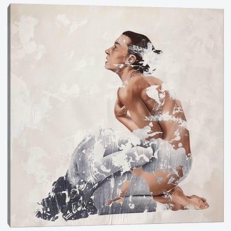 Orationis Canvas Print #RAU11} by Raúl Lara Canvas Art