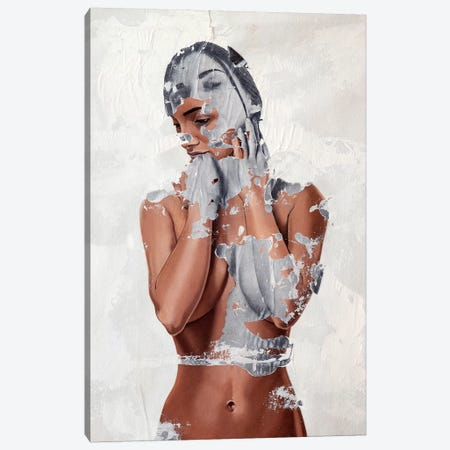 Sin Titulo Canvas Print #RAU17} by Raúl Lara Canvas Art Print