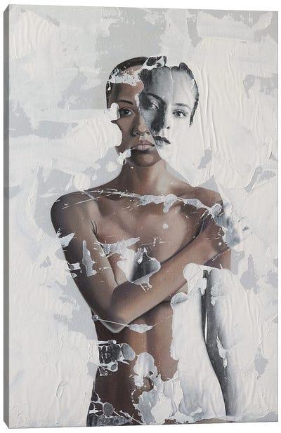 Contritum Canvas Art Print