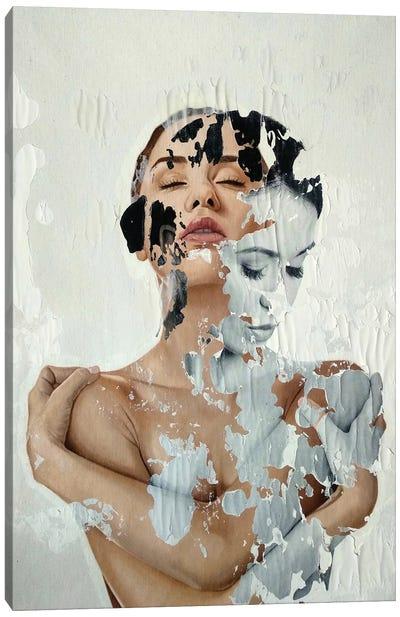 Amplexus Canvas Art Print