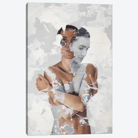 Geminis Canvas Print #RAU9} by Raúl Lara Canvas Wall Art