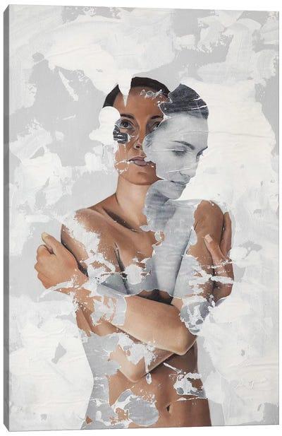 Geminis Canvas Art Print