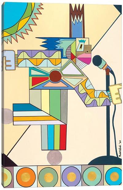 Steel Pulse: Dub Version Canvas Art Print