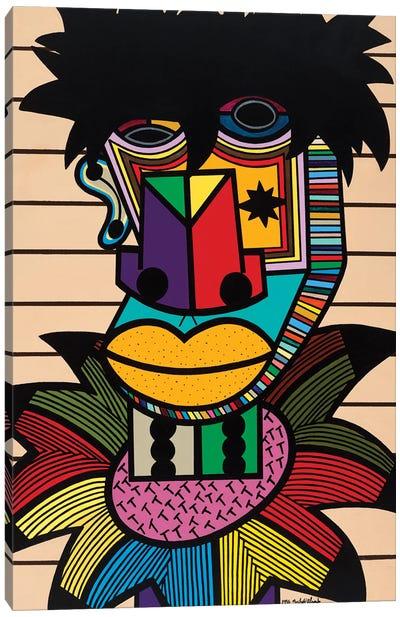 Dennis Brown Canvas Art Print