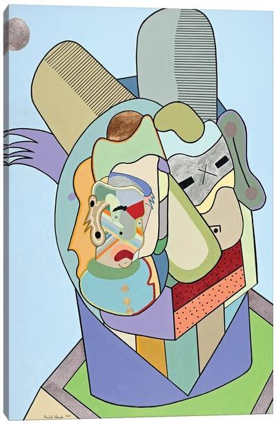 Inner Face Canvas Art Print