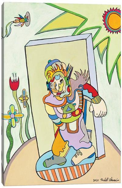 Youthman Canvas Art Print