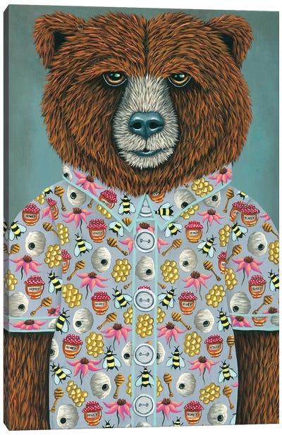 Barry's Honey Shirt Canvas Art Print