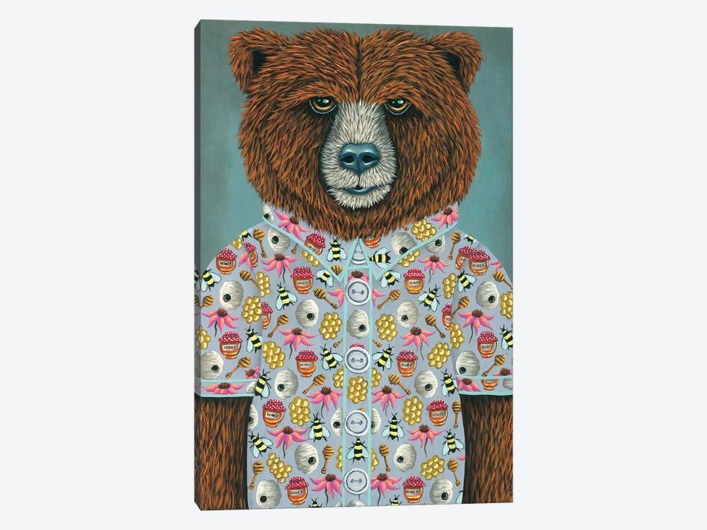 Barry's Honey Shirt by Marisa Ray 1-piece Art Print